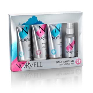 Self Tanning Essentials Kit